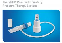 PORTEX  TheraPEP System Incl Mouthpiece (Kit)